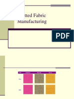 Knitted Fabric Manufcaturing
