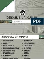 Presentasi Desain
