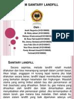 Sistem Sanitary Landfill