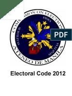 Electoral Code 2012