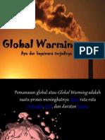 Presentasi Tentang Global Warming
