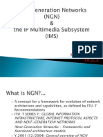 NGN & the IP Multimedia Subsystem