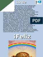 Declaracion Universal de Derechos Humanos