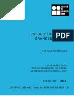 364 Estructuras Para Grandes Claros