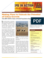 ICPD in the Caribbean Newsletter Vol 1, Issue 3 2007 ECLAC UNFPA