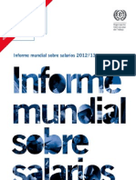 Informe Mundial sobre Salarios