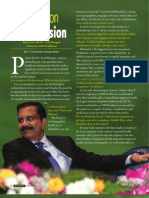 Interview with Dr. Azad Moopen, MD, DM Healthcare, UAE