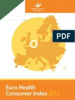 Euro Health Consumer Index