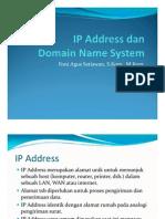 IP adress dan DNS