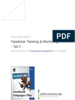 Facebook Tracking & Monitoring - Teil 2