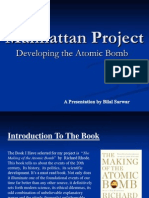 The making of atomic bomb review