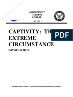82918430 NAVY Captivity the Extreme Circumstance 2001 160 Pgs