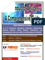 Semiconductor Devices - A Comprehensive Guide February 2013