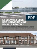Le Louvre à Lens, une nouvelle mine pour la région ?