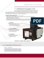 DynaPack Adhesive Supply Unit