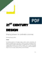 21 Stcentury Design