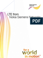 LTE from Nokia Siemens Network