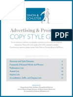 AdPromo Style Guide