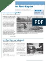 Huron River Report 2012