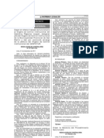 Resolución de Contraloría N° 379-2011-CG