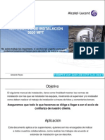 Instructivo de Instalación MPT - Alcatel Lucent -