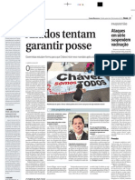 Venezuela - aliados tentam garantir posse (Prof. Ricardo Luigi)