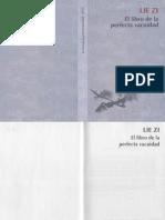 Lie Zi: el libro de la perfecta vacuidad