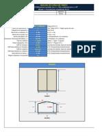 Analisis de Viento - Metodo Simplificado