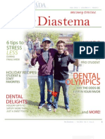 Diastema Fall 2012 _Holiday Special