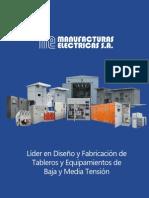 manufacturas electricas peru