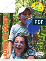 2012 JCC Summer Camp Brochure