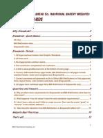 Web Standards 2.8.12