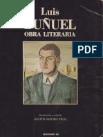 Buñuel Luis - Obra Literaria - 1922 1947