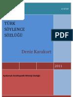Türk Söylence Sözlüğü