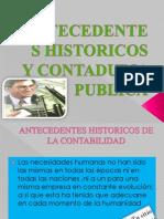 Antecedentes Historicos y Contaduria Publica 2
