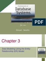 Data Modeling Using the Entity-Relationship (ER) Model