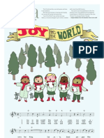 Joy to the World - Extra Cover 12-24-12