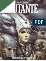 Juan Giménez - Mutante