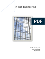 Curtain Wall Engineering