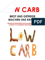 Low Carb Diät