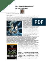 Crónica Nº 96 - Portugal no mundo, comentado por estrangeiros