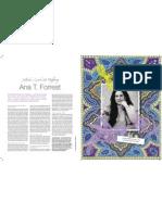 Ana Forrest speaks to Happinez Magazine