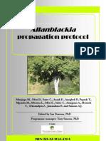 Allanblackia propagation Protocols