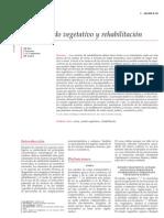 Coma Estado Vegetativo y Rehabilitacion