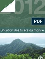 Situation des forêts du monde 2012
