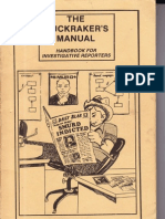 Loompanics Muckrakers Manual