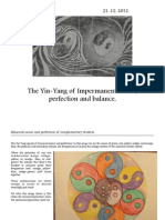 The Yin-Yang of Impermanent Union, Perfection and Balance