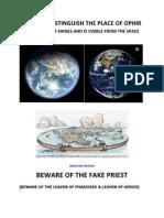 Beware of Fake Priest Looking for Sacerdote in Ophir