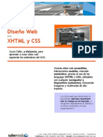 Diseno Web Con XHTML y CSS - SaberWeb