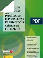 Manual Adicciones Psicologos Clinicos 2011